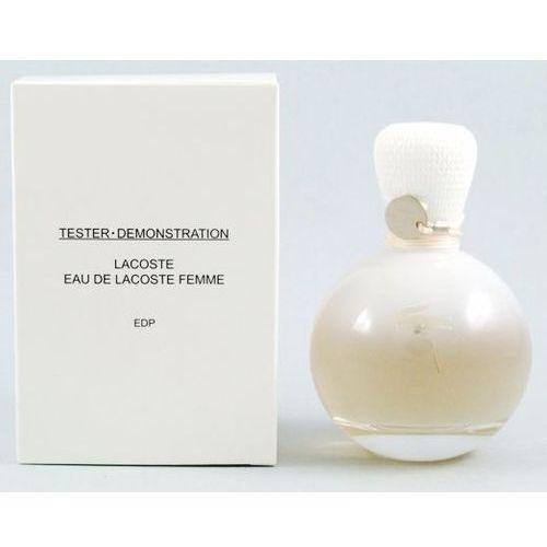 Lacoste Eau De Lacoste pour Femme, Woda perfumowana - Tester, 90ml
