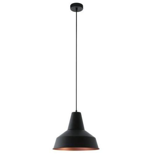 lampa wisząca VINTAGE SOMERTON, EGLO 49387