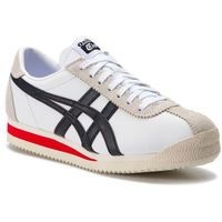 Sneakersy ASICS - ONITSUKA TIGER Corsair 1183A357 White/Black 100, kolor biały