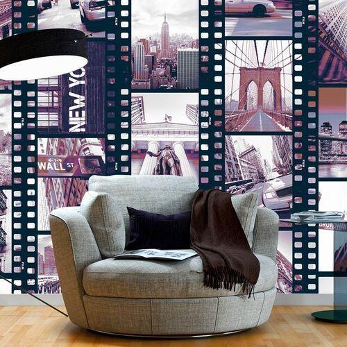 Fototapeta - NY - Miejski kolaż