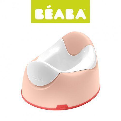 nocnik z wyjmowanym wkładem nude/coral marki Beaba