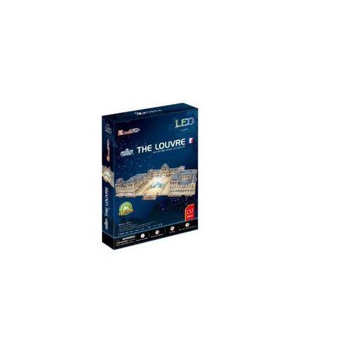 PUZZLE 3D Palac Luwr LED (6944588205171)
