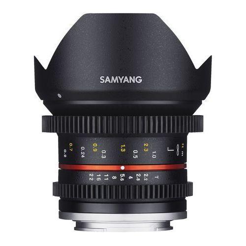 12mm t2.2 ncs cs micro 4/3 marki Samyang