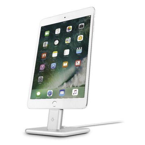 Twelve south hirise deluxe 2 - podstawka z zestawem kabli do iphone, ipad i smartfonów (srebrna)