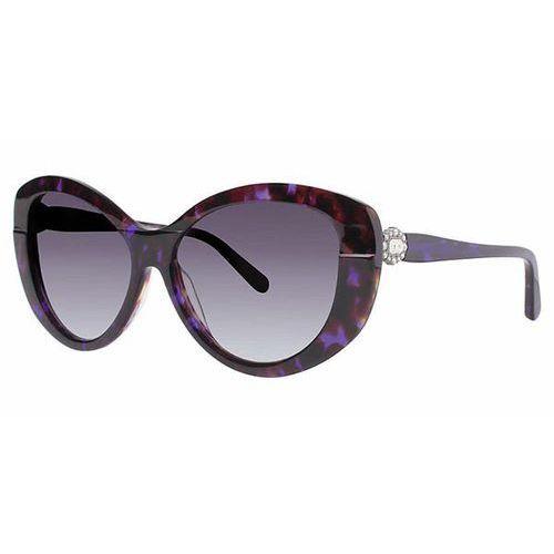 Vera wang Okulary słoneczne galadriel pu/to