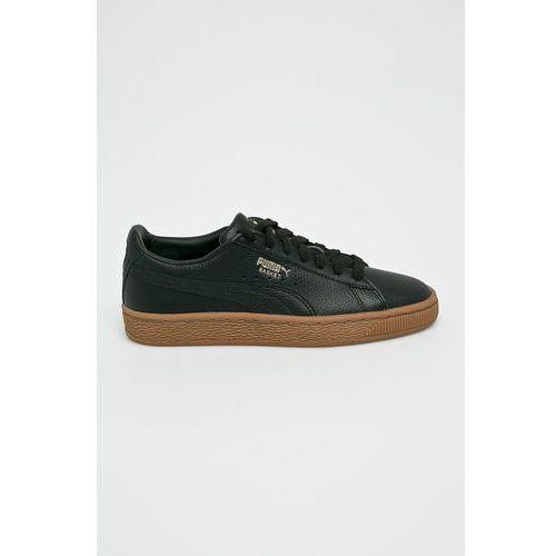 Puma - buty dziecięce basket classic gum