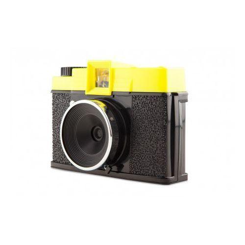 diana+ pinhole-multi operator - aparat otworkowy na film średniego formatu typ 120. marki Lomography