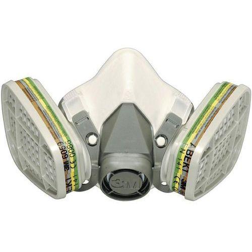 Filtr gazu i filtr kombinowany 3M 6059 Klasa filtrów / stopień ochrony: ABEK1 4 par(a), 6059
