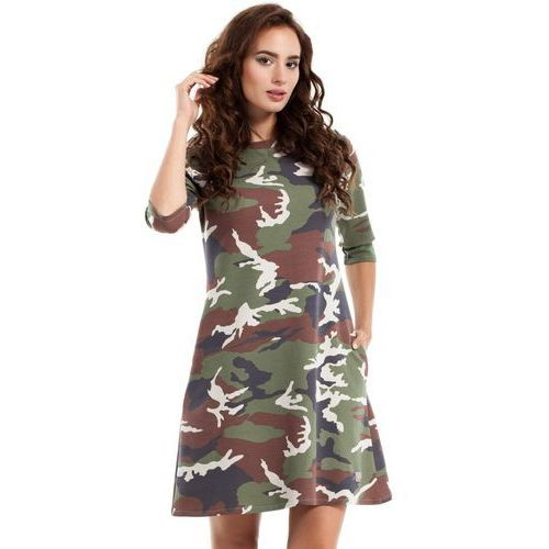 236 sukienka moro model 1, Moe, 36-42