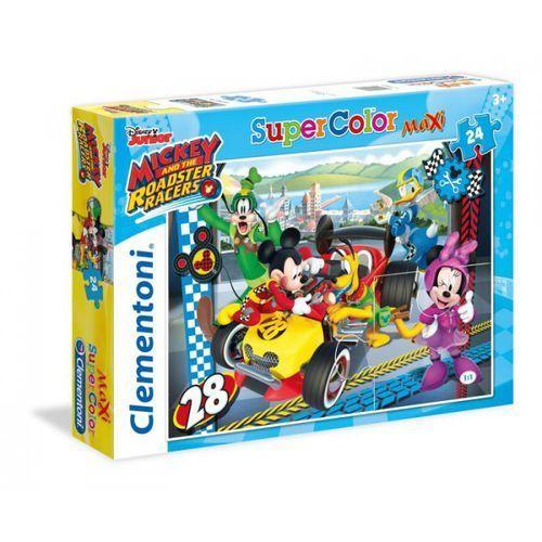 Clementoni Puzzle supercolor maxi myszka miki 24 (8005125244812)
