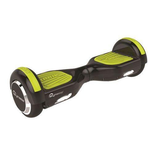 Elektryczna deskorolka SKYMASTER Wheels 6,5 Dual System Czarny-żółty, Wheels 6,5 Dual black-yellow