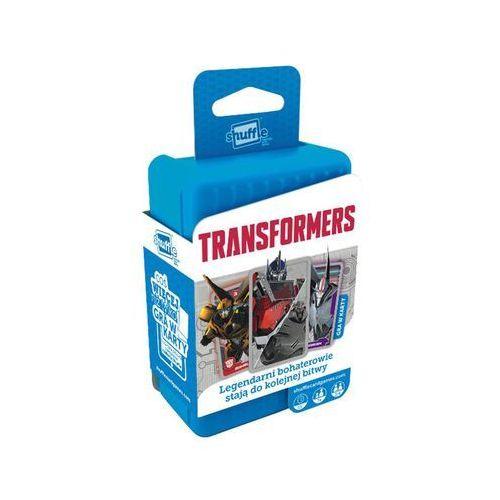 CARTAMUNDI Gra Shuffle Transformers PL, 129023