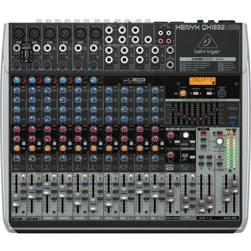 Behringer XENYX QX1832USB (sprzęt DJ)