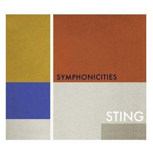 Universal music Sting - symphonicities + odbiór w 650 punktach stacji z paczką!