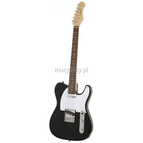 Stagg T320-BK - gitara elektryczna