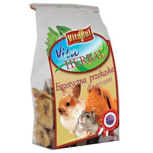 herbal egzotyczna przekąska dla gryzoni 200g marki Vitapol