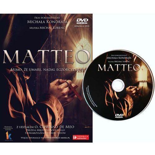 Matteo - płyta dvd marki Kondrat michał