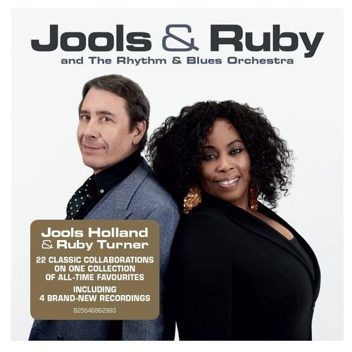 JOOLS & RUBY - Jools & Ruby Turner And The Rhythm & Blues Orchestra Holland (Płyta CD) (0825646862993)