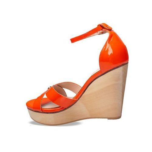 Mellow Yellow Nessarose Orange MY_2093 - Pomarańczowy