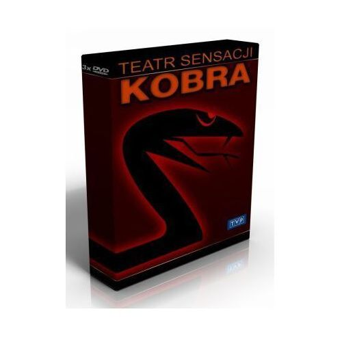 Kobra I. Kolekcja (3 DVD)