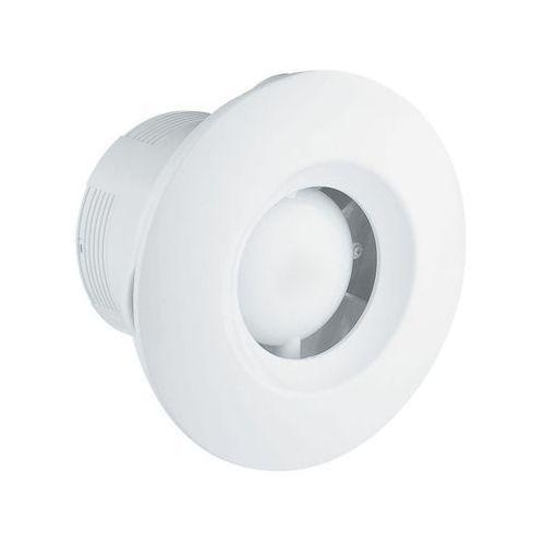 Wentylator łazienkowy Awenta WXO100V Orbit fi100mm 85m3/h 21VA 12V biały (5905033305205)