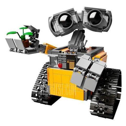 DIY Robot Building Block Kit - 687pcs - sprawdź w wybranym sklepie