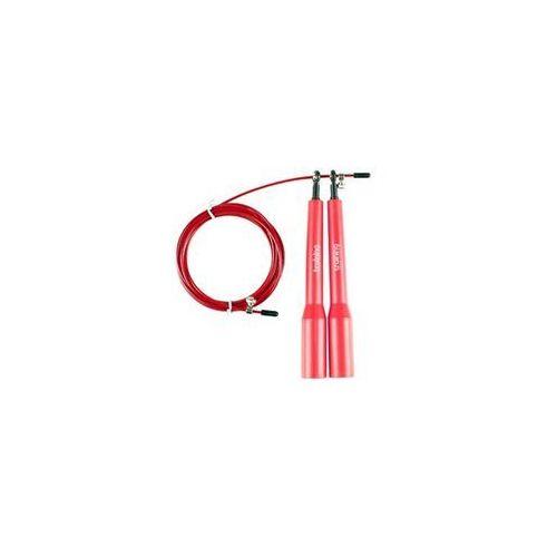 TSR Skakanka Speed Rope 4.0- Czerwony - Czerwony (5903140107583)