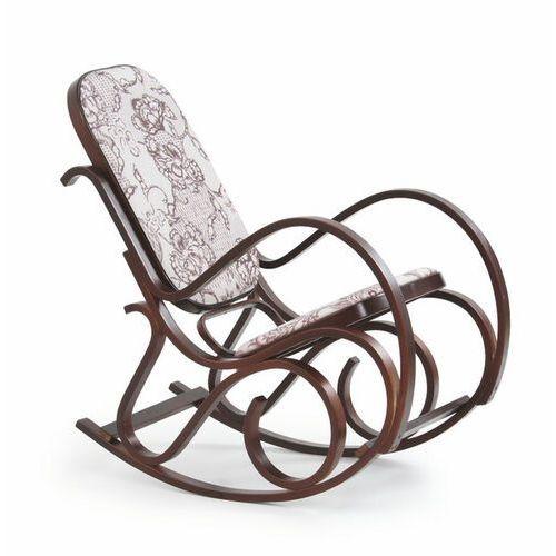 Fotel bujany Max 2 Orzech brązowy, kolor brązowy