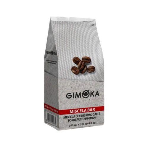 250g miscela bar kawa ziarnista marki Gimoka