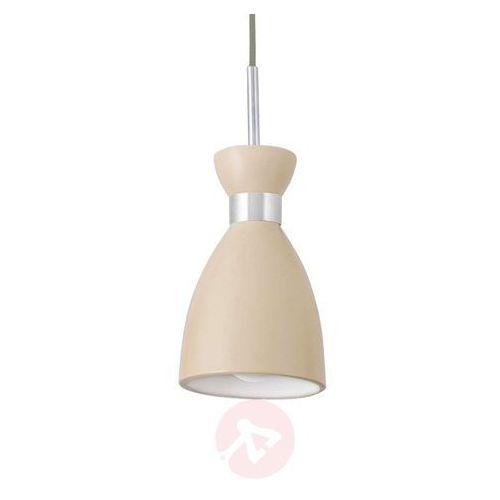 Faro retro lampa wisząca beżowy, 1-punktowy - nowoczesny/lokum dla młodych - obszar wewnętrzny - retro - czas dostawy: od 2-3 tygodni marki Faro barcelona