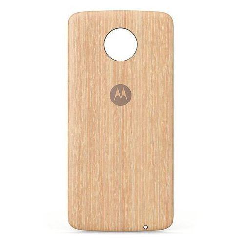 style shell do moto z (dąb) - produkt w magazynie - szybka wysyłka! marki Motorola
