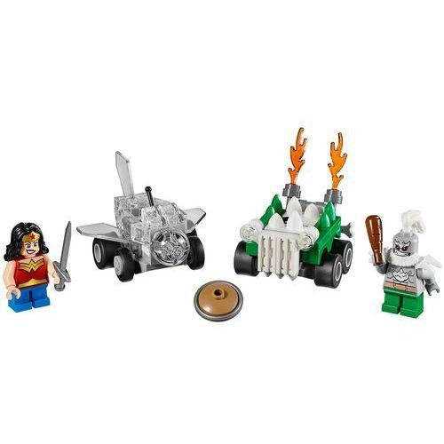 LEGO DC Comics Super Heroes, Mighty Micros: Wonder Woman kontra Doomsday, 76070 - BEZPŁATNY ODBIÓR: WROCŁAW!