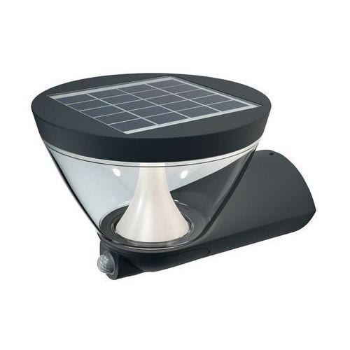 - led kinkiet solarny endura led/5w/ ip44 czarny marki Osram