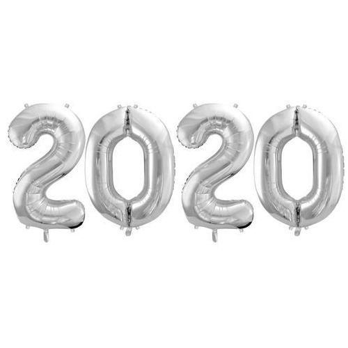 Balony foliowe 2020 - 86 cm