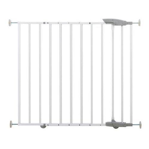 Barierka zabezpieczająca Radex Elia 71,5-106 cm white