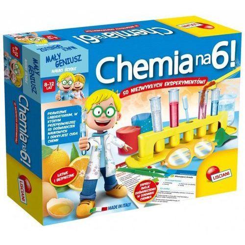 LISCIANIGIOCHI Chemia na 6!Maly Geniusz (8008324053797)