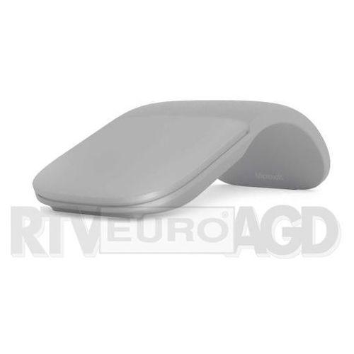 Mysz bezprzewodowa MICROSOFT Surface Arc Mouse Szary CZV-00006 (0889842167269)