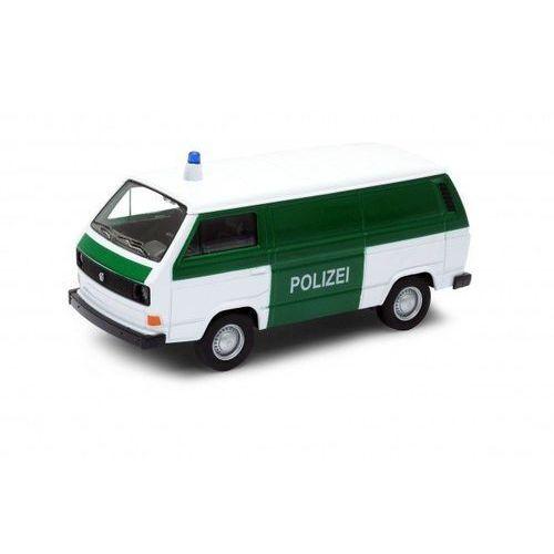 Volkswagen T3 Van, Polizei 1/34 (5902002053099)