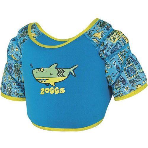 Zoggs deep sea water wing dzieci niebieski 104-110 / 4-5 lat 2018 pomoce do pływania (5057046020412)
