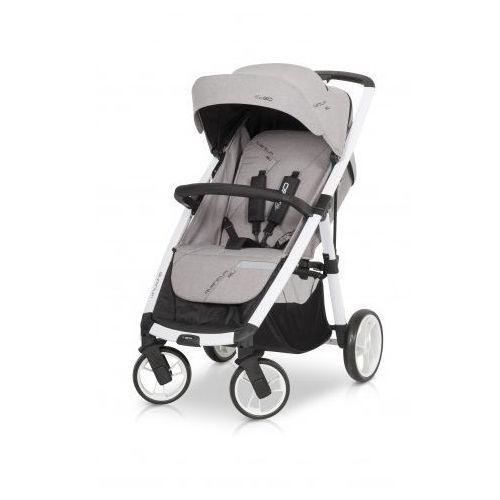 Easy-Go Quantum wózek dziecięcy spacerówka Grey Fox Nowość