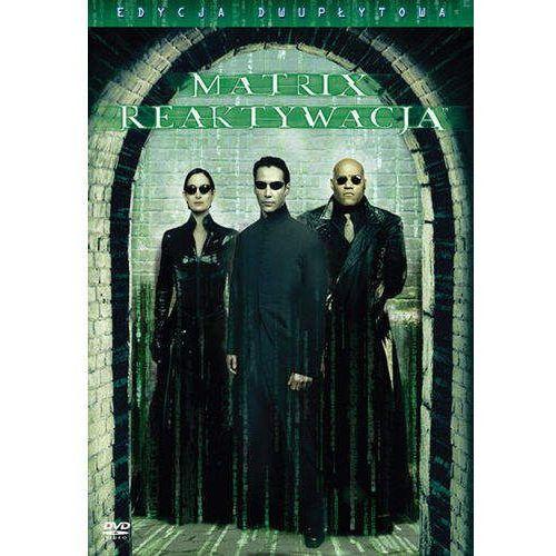 Matrix reaktywacja (2 dvd) premium collection (Płyta DVD) (7321909286481)