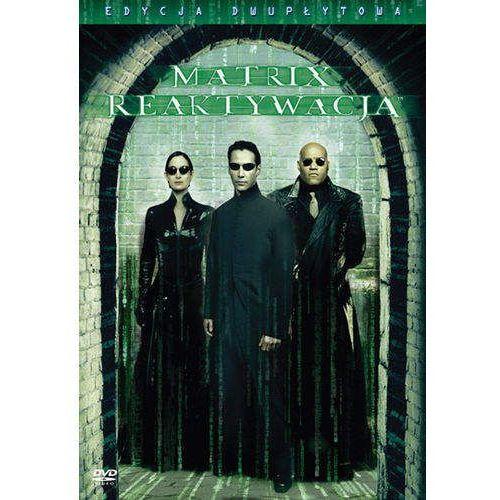 OKAZJA - Matrix reaktywacja (2 dvd) premium collection (Płyta DVD) (7321909286481)