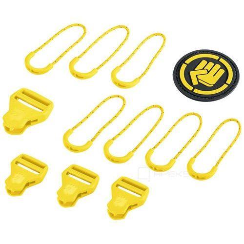 Coocazoo MatchPatch Classic zestaw elementów wymiennych / żółty - Buttercup, 001387900000