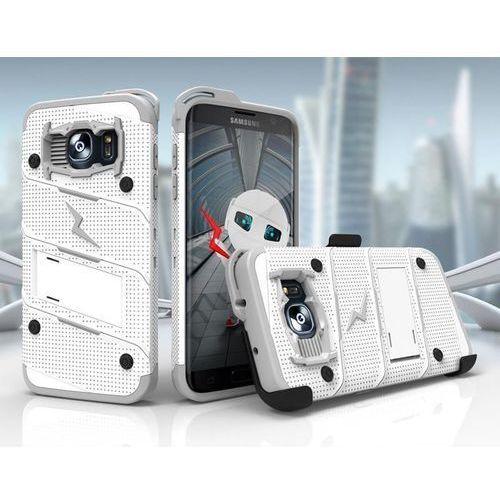 Pancerne etui Samsung Galaxy S7 (biały/szary) Zizo, 1BOLT-SAMGS7ED-WHGR