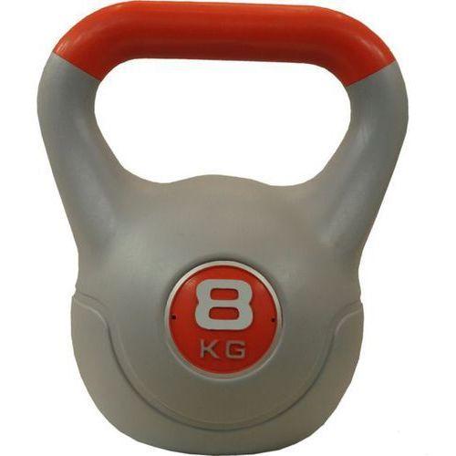 Hantla winylowa Kettlebell Stayer Sport 8kg - 8 kg