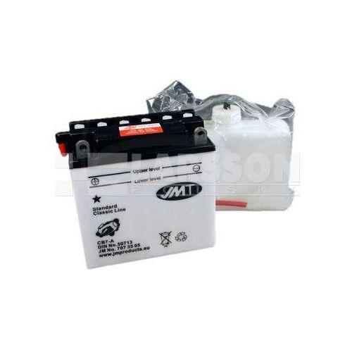 Jm technics Akumulator high power jmt yb7-a (cb7-a) 1100096 suzuki gs 125, piaggio/vespa pk 80