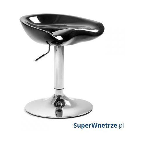 Krzesło obrotowe z regulacją wysokości UNIQUE Spoony black