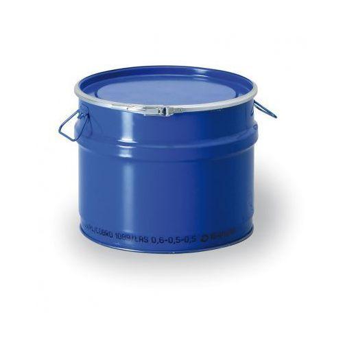 Stalowa beczka cylindryczna na substancje sypkie 30 L