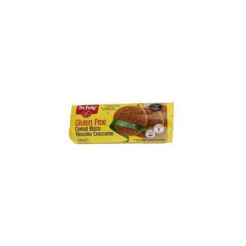 Cereal bisco - herbatniki zboż. bezgl. 220 g -  marki Schar