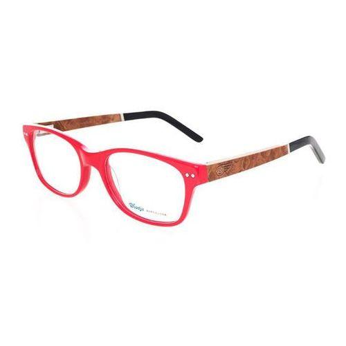 Okulary korekcyjne monti 01 marki Woodys barcelona